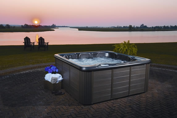 Spa Crest Hot Tub